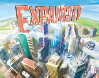Expancity Cover by firedudewraith