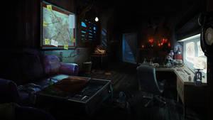 Hellsign - Sanctuary by firedudewraith