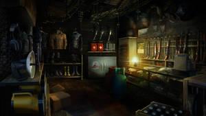 Hellsign - Hunting Store
