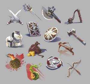 Terreign - Equipment Compilation
