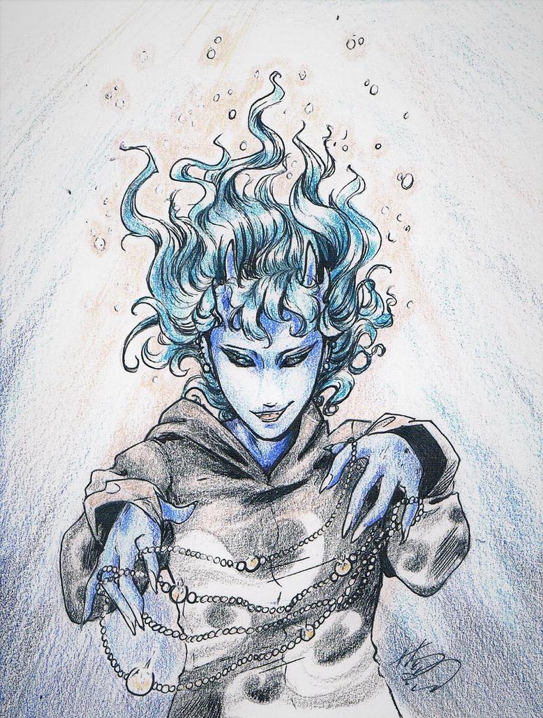 Follow Me Down by FantasyToArt