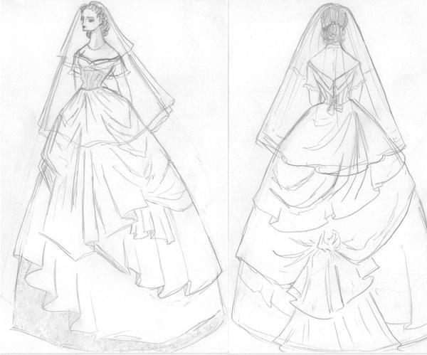Long sleeves lace greek goddess style wedding dresses in wedding