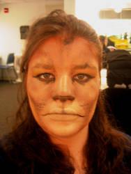 Cougar Makeup