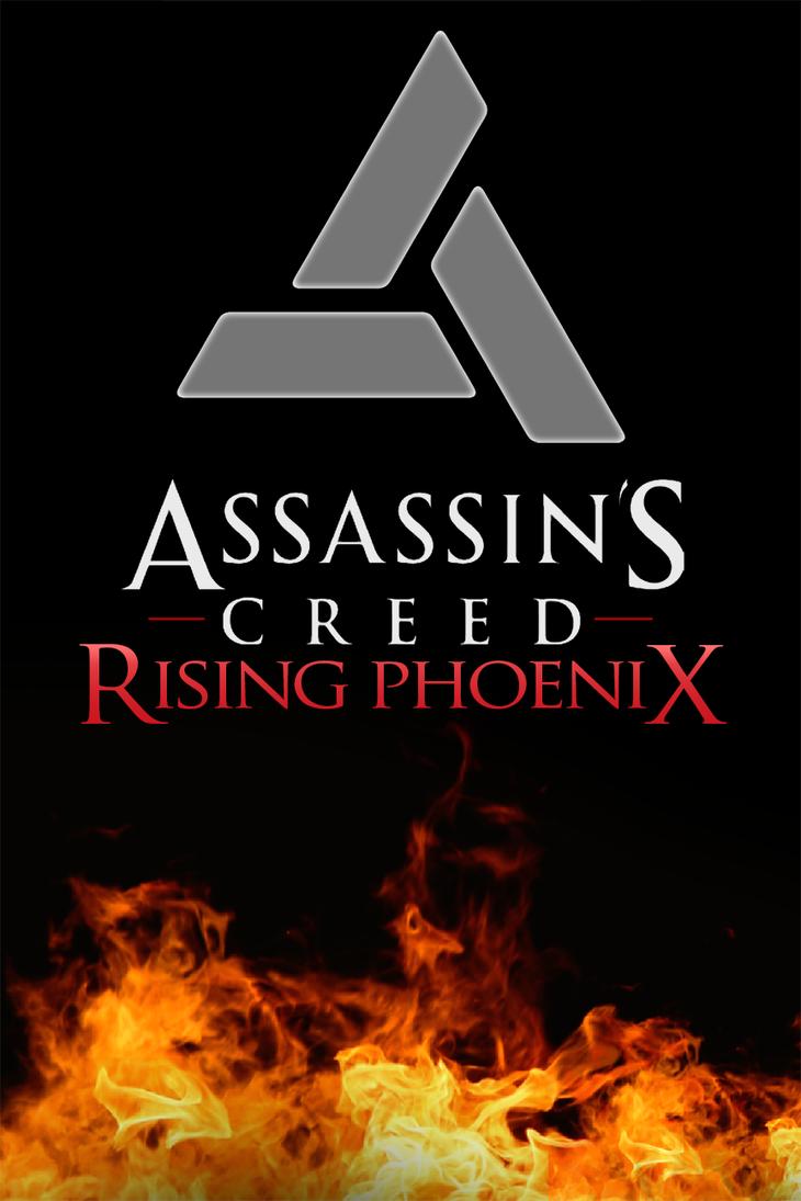 Rising Phoenix by Heimdyll