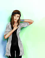 doctor. by cyandra