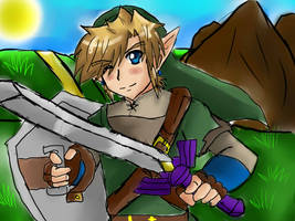 Loz: Our new hero by TheLegendOfLink