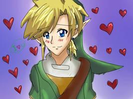 Link loves you by TheLegendOfLink