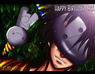 Happy birthday, Cry! by TheLegendOfLink