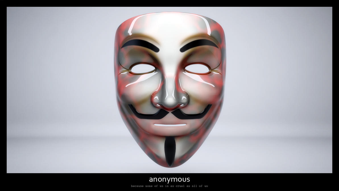 anonymous mask HD resolution by shamantrixx on DeviantArt