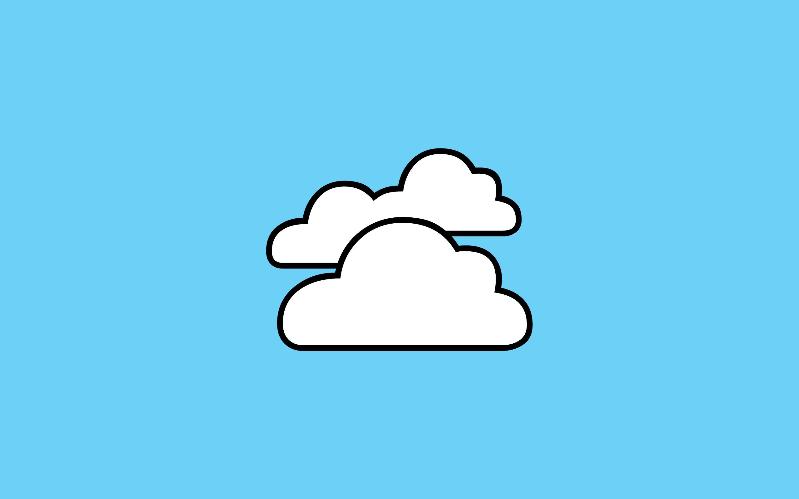 Clouds by brianlechthaler