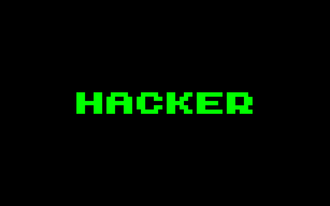 HACKER Wallpaper by brianlechthaler