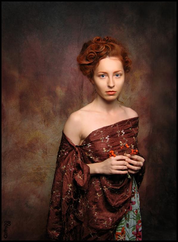 Rowan girl by Daywish