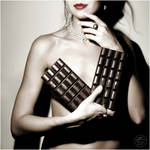 Chocolate is the new black