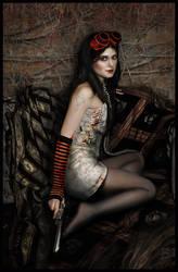Vampires d'Art illustration by Daywish