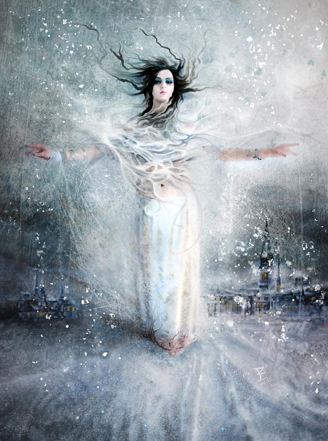 Angel or so by Daywish
