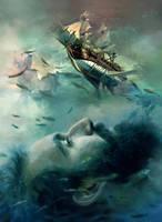 Poseidon by Daywish