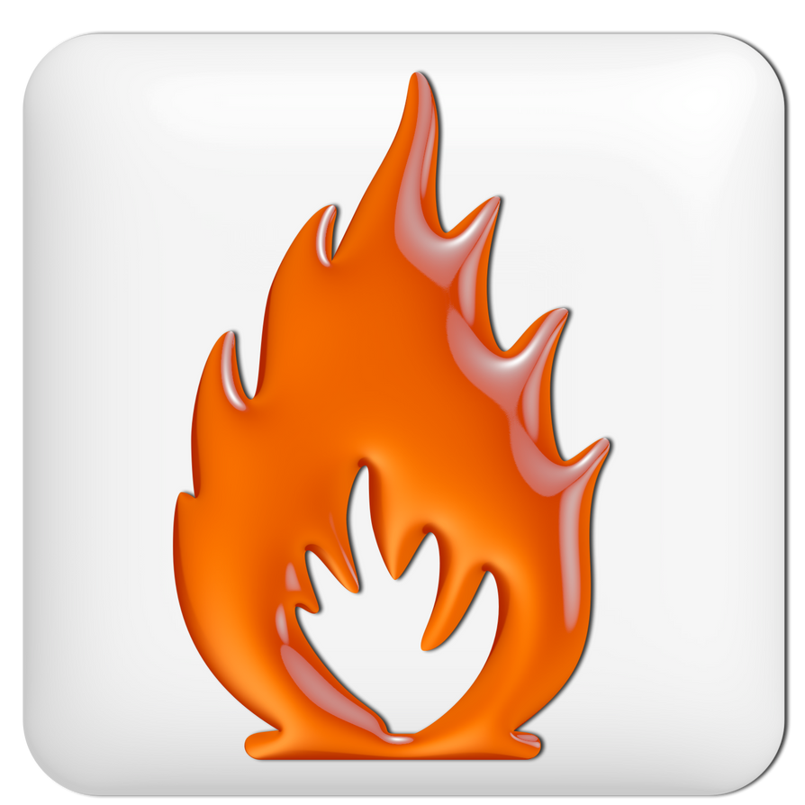 another fire logo by aldousmh on DeviantArt