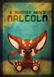 A Monster Named Malcolm