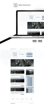 BGU website // selling by eldodesign
