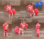 Custom Five nights at Freddy's Pinkie Pie by ShiveringCanvas