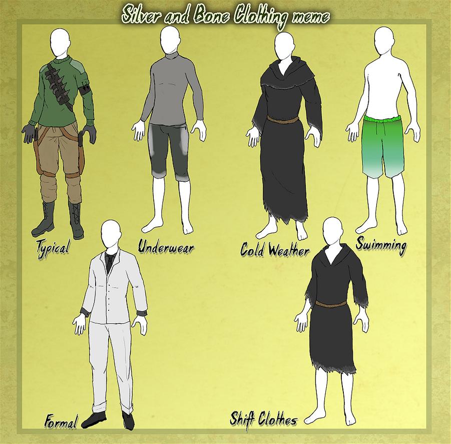 SnB: Clothing meme-Cecil by Ana-Mizuki