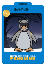 NCH: April Penguin