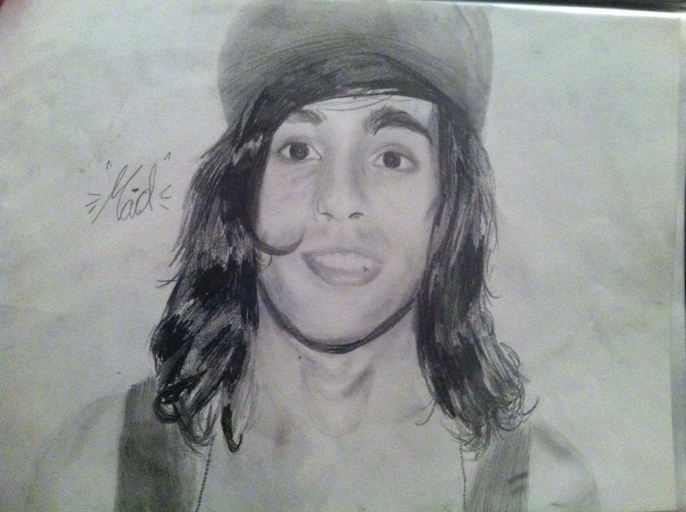 The gallery for --> Vic Fuentes Arms Scars