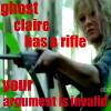 Moar Claire by JuliaPie