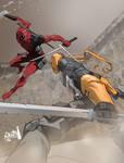 Deadpool Vs Deathstroke (Battle of the Wilsons)
