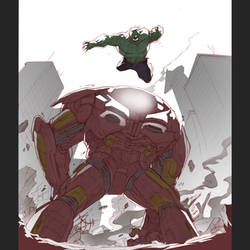 AVENGERS: AGE OF ULTRON TRIBUTE