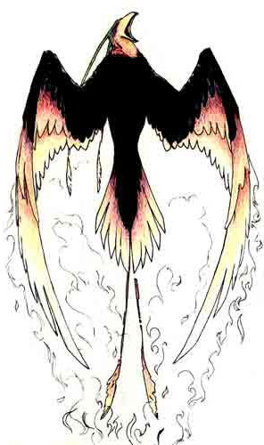 Phoenix Reborn by PhoenixSunFire
