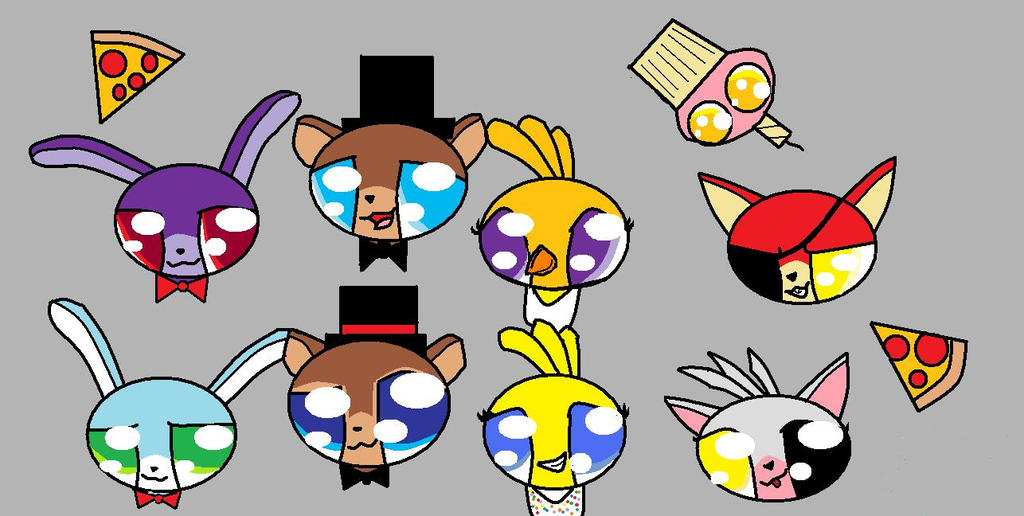 My fnaf cute drawing from power puff girls by - Fnaf cute pictures ...
