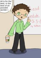 Mah English Teacher by Kina-Maaka