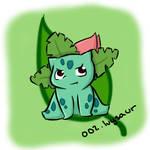 002. Ivysaur