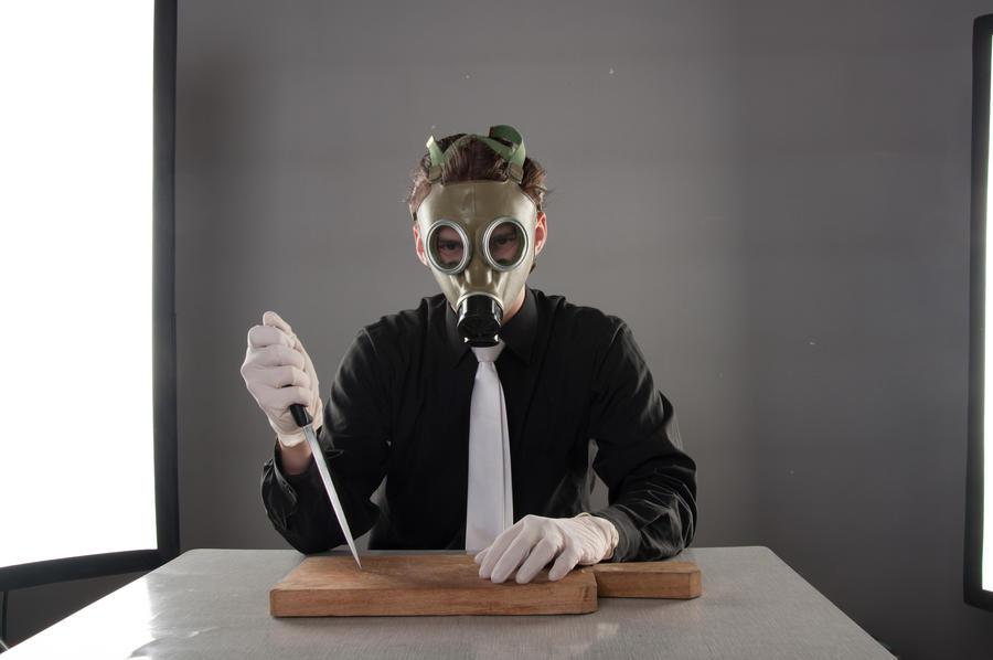 Gas Mask 4