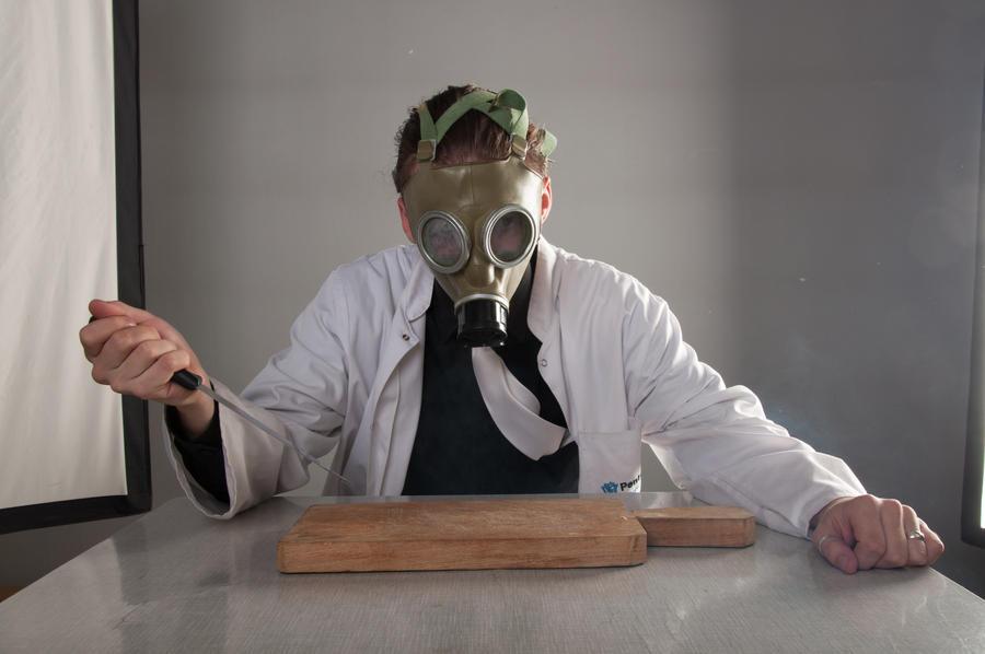 Gas Mask 5 by kryminalistycy-STOCK