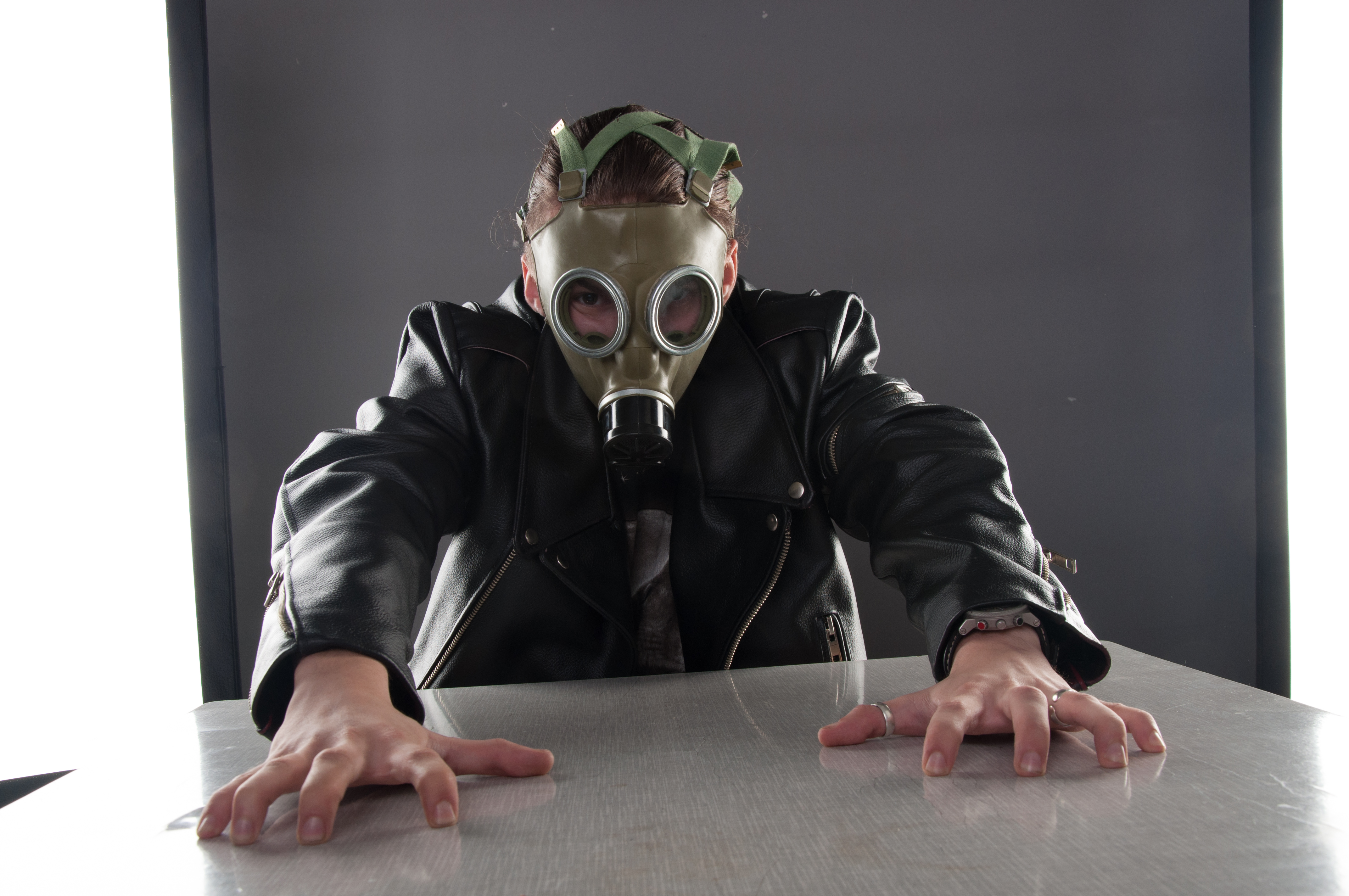 Gas Mask 6 by kryminalistycy-STOCK