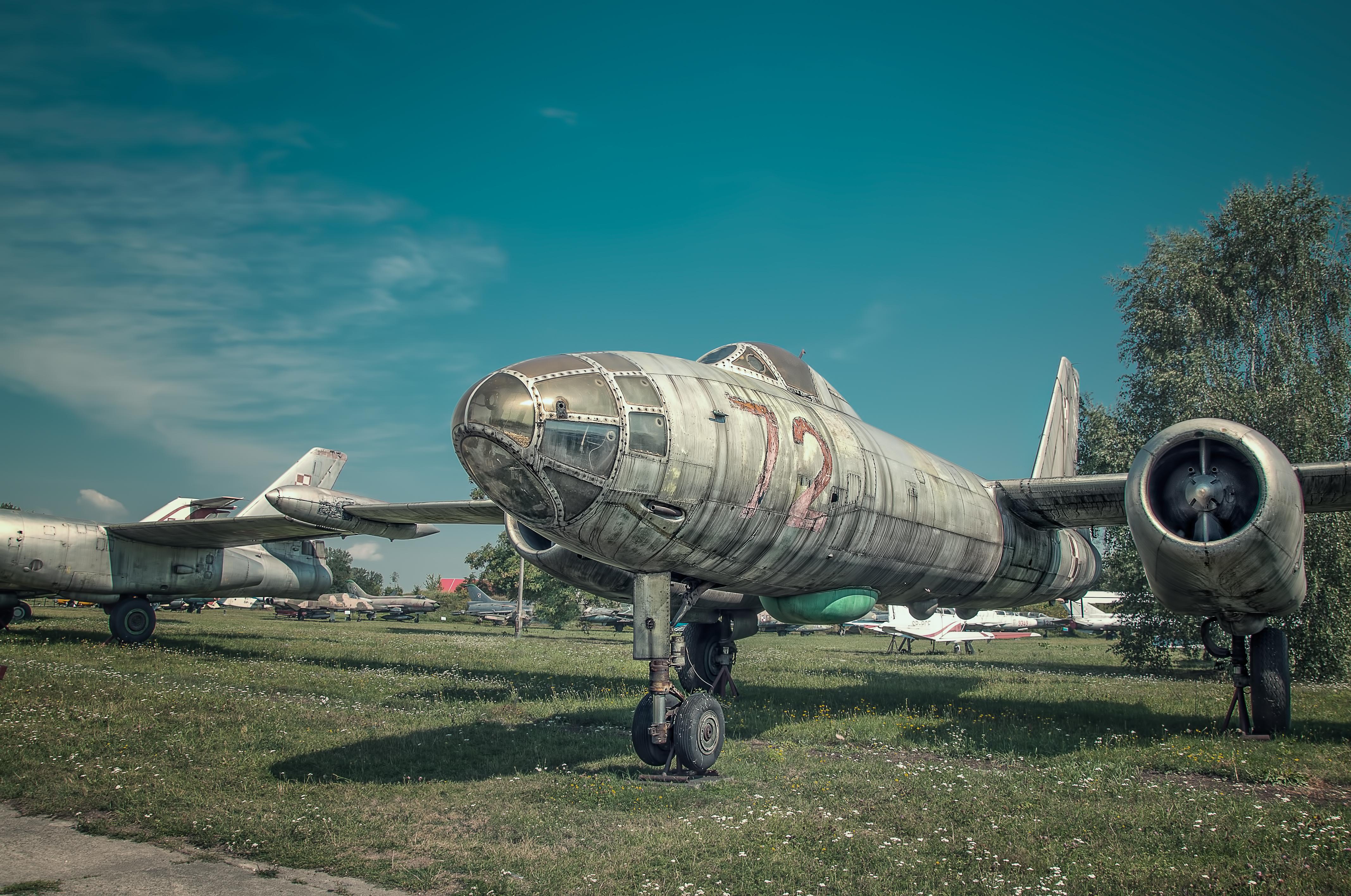 Ilyushin Il-28 by kryminalistycy-STOCK
