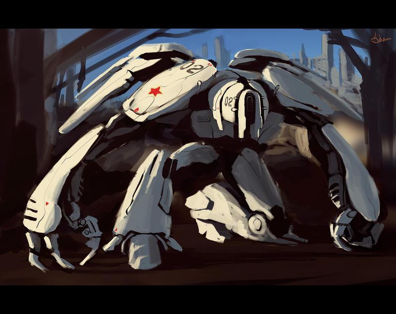 White_Ranger by dasAdam