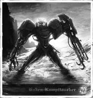 Haken-Kampftaucher by dasAdam