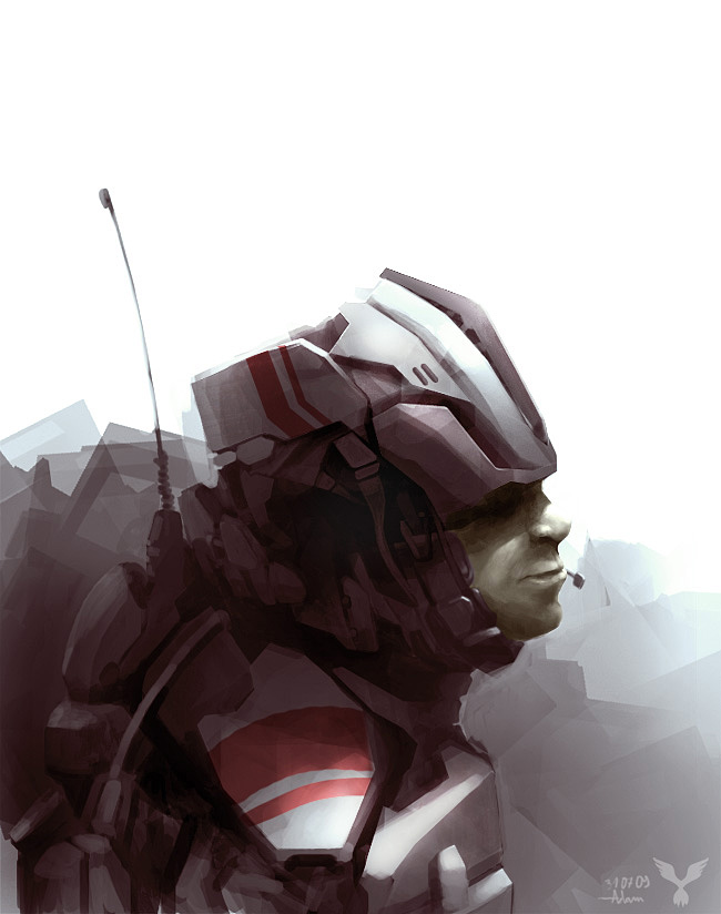 Commando by dasAdam