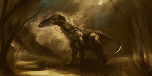 Prehistoric by dasAdam