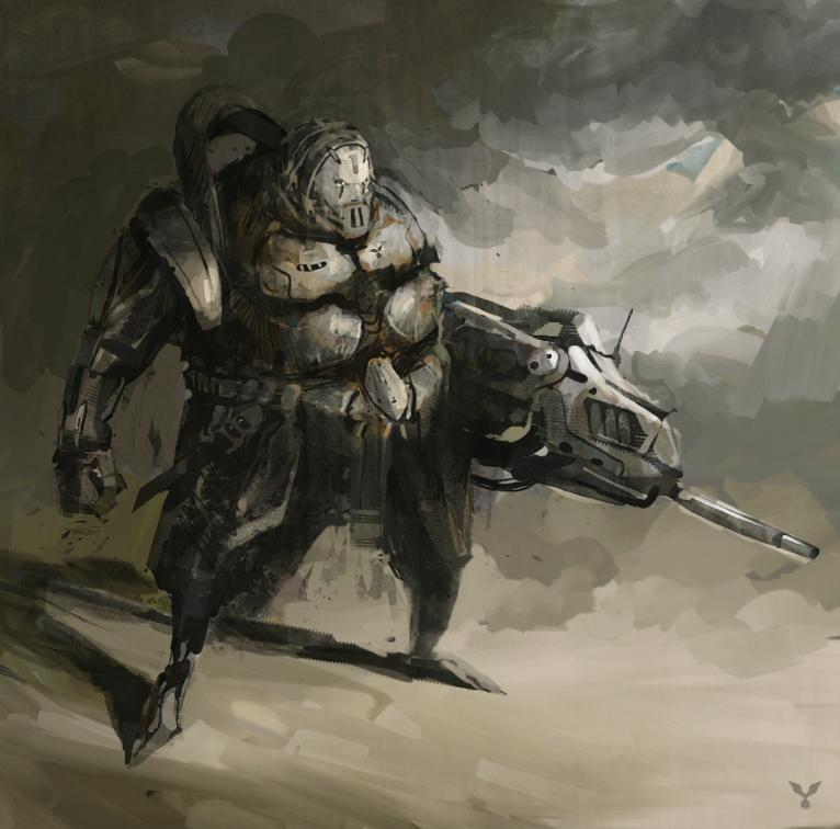 Soldier1231 by dasAdam