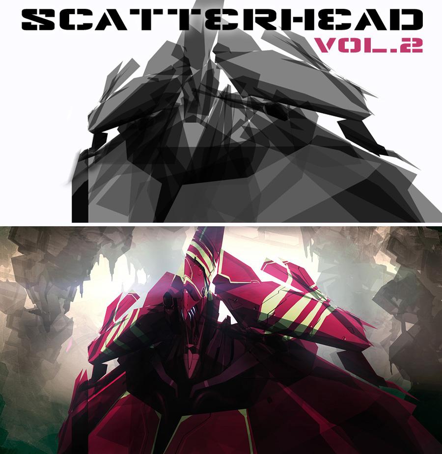 Scatterhead VOL.2  -WIP by dasAdam