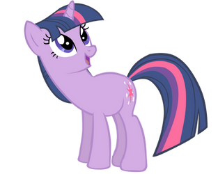 Twilight Sparkle Vector by ikillyou121