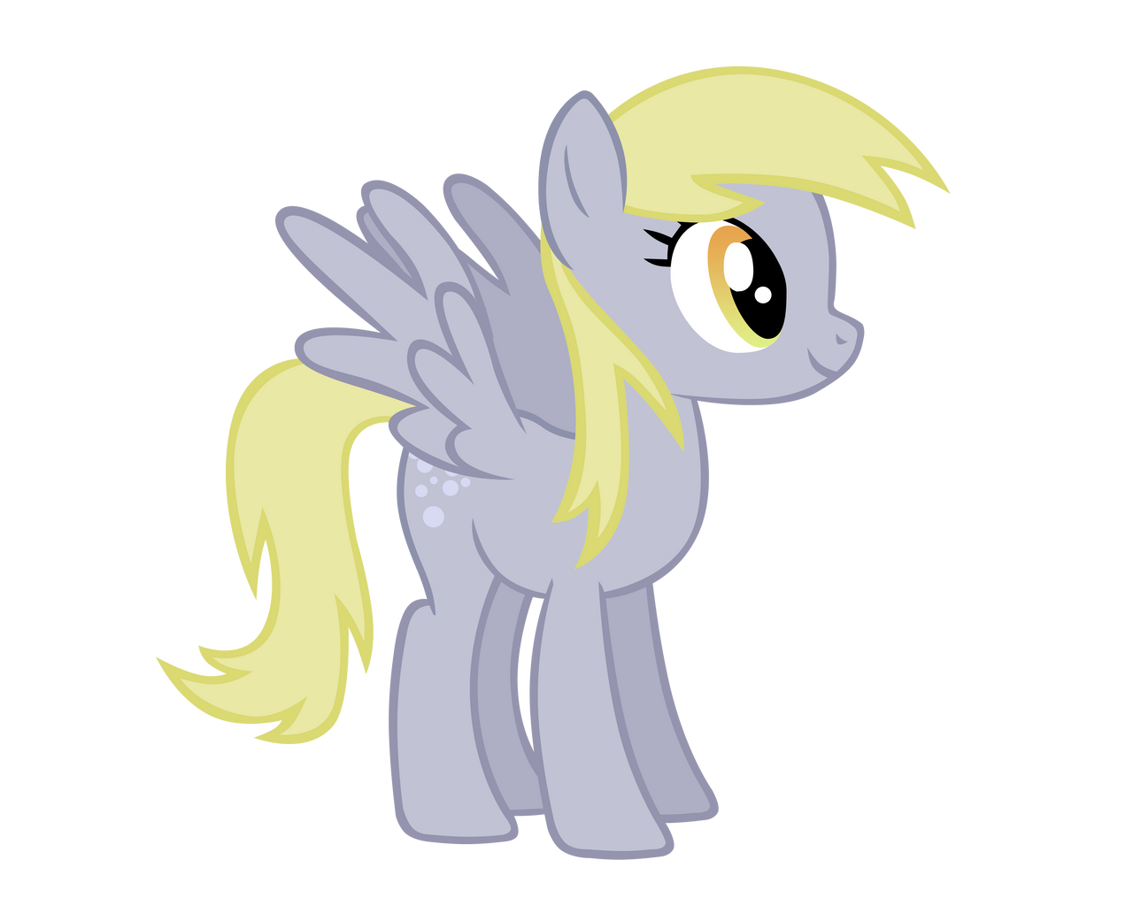 Derpy Hooves Vector by ikillyou121 on DeviantArt