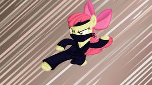 Ninja Applebloom