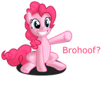 Pinkie Pie Wishes To Brohoof You
