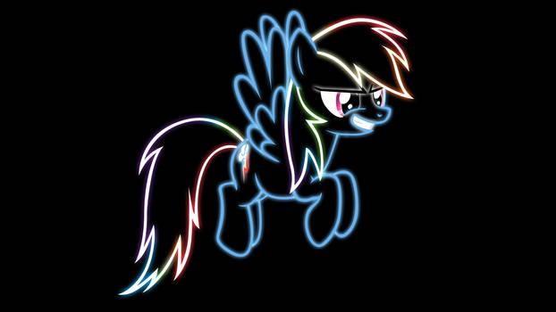 Rainbow Dash Background