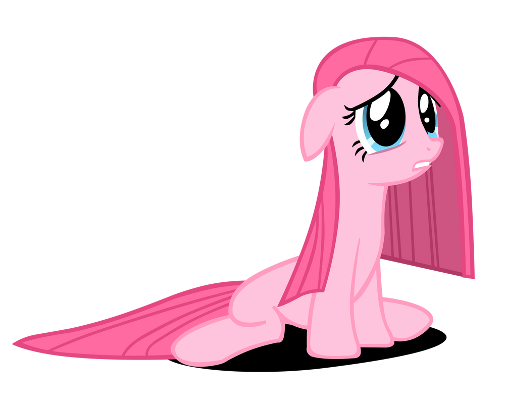 sad pinkie pie coloring pages - photo#10